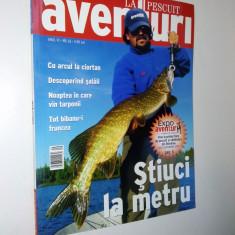Revista Aventuri la Pescuit / Septembrie 2007 - Revista barbati