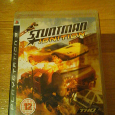 JOC PS3 STUNTMAN IGNITION ORIGINAL / STOC REAL in Bucuresti / by DARK WADDER - Jocuri PS3 Thq, Curse auto-moto, 12+, Multiplayer