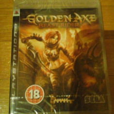 JOC PS3 GOLDEN AXE BEAST RIDER SIGILAT ORIGINAL / STOC REAL in Bucuresti / by DARK WADDER - Jocuri PS3 Sega, Actiune, 18+, Single player