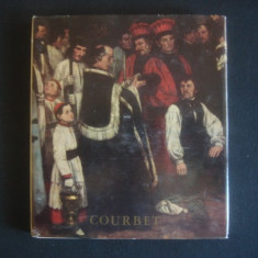 CRISTIAN BENEDICT - COURBET {album de arta, imagini detasabile}, Alta editura