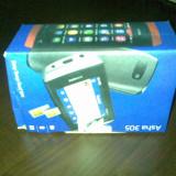 Nokia asha 305 Dual SIM - Telefon Nokia, Rosu, 2GB, Neblocat, Single core
