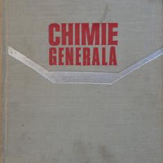 CHIMIE GENERALA - Constantin Rabega, Maria Rabega - Carte Chimie