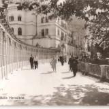 CPI (B4505) VEDERE DIN BAILE HERCULANE, EDITURA MERIDIANE, CIRCULATA, 12.1.1965, STAMPILE, TIMBRU - Carte Postala Banat dupa 1918, Fotografie
