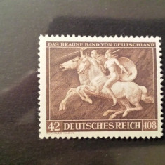 Germania reich 1941 mi 780 serie MH Panglica Bruna