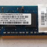 Memorie RAM laptop Nanya 512MB DDR2 667MHZ SODIMM PC2-5300S-555-12-A2