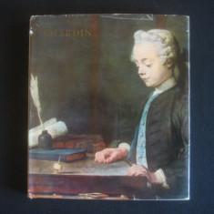 VIKTOR N. LAZAREV - CHARDIN {album de arta, imagini detasabile}, Alta editura