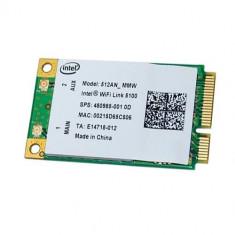 Placa wireless Intel Wi-Fi Link 5100, PCIe Mini Card Lenovo 512AN_MMW (A)