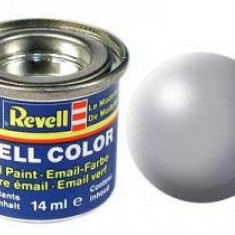 Vopsea Revell Color 14 ml, Cod 32 374 - Grey (silk matt)