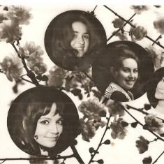 CPI (B4556) CERBUL DE AUR BRASOV 1970, THERESE STEINMETZ, ANGELE SIMILEA, LIZE MARKE, PASA HRISTOVA, NECIRCULATA, CASA FILMULUI ACIN