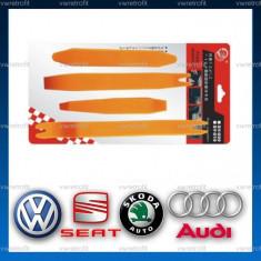 Set Spatule Auto Desfacere Fete De Usi, Elemente Plastic - Scule ajutatoare Service