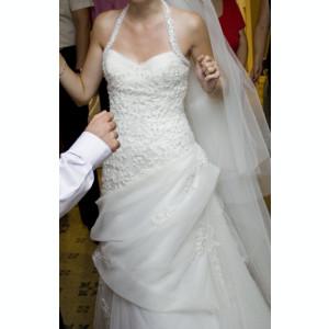Rochie de mireasa San Patrick - model sirena (Bosque)