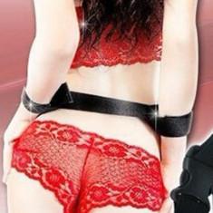 Lady Lust Restraint Sistem Legat Maini Catuse Legaturi Fetish Kinky Bondage BDSM