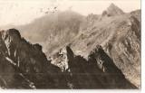 CPI (B4521) MUNTII FAGARAS. SEAUA PODRAGUL, EDITURA MERIDIANE, CIRCULATA, 7.8.1968, STAMPILA, TIMBRU