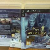 Two Worlds II (PS3) (ALVio) + sute de jocuri PS3 (VAND / SCHIMB)