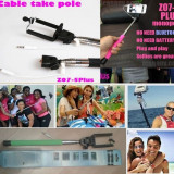 SELFIE Stick telescopic SELFIE compatibil cu android si iphone