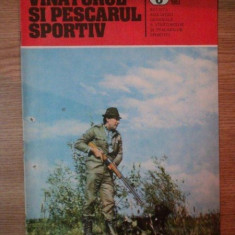 REVISTA ''VANATORUL SI PESCARUL SPORTIV'', NR. 8 AUGUST 1983 - Carte sport