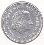 Moneda Olanda 10 Gulden 1970 - KM#195 XF++/aUNC (comemorativa - argint 0,720 - 25 grame), Europa