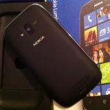 Nokia lumia 610 nou, Negru, Neblocat