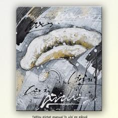 Flori deco 17 - tablou ulei pe panza 60x50cm - Reproducere