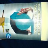 Minge gimnastica 65cm DOMYOS