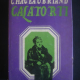 CHATEAUBRIAND - CALATORII - Carte de calatorie