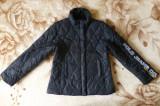 Geaca bufanta Polo Jeans CO. de la Ralph Lauren; marime M: 49 cm bust, 62 cm lungime, 60 cm maneca, 48 cm maneca interior, 42 cm umeri; impecabila, Ralph Lauren
