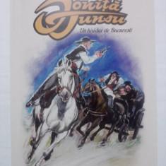 Ionita Tunsu, un haiduc de Bucuresti - BD de PUIU MANU - Reviste benzi desenate