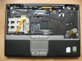 Placa de baza laptop Dell Latitude D420, PP09S, JLB9M2J, 0XJ577, HAU30 LA-3071P, DDR2, Contine procesor