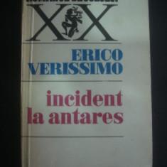 ERICO VERISSIMO - INCIDENT LA ANTARES, 1975