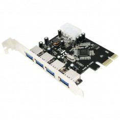 LOGILINK PLACA PCI-EX la 4xUSB 3.0 PC0057