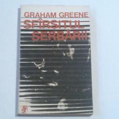 GRAHAM GREENE - SFARSITUL SERBARII - Carte politiste