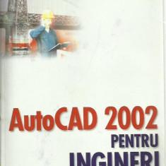Ionel Simion - AUTOCAD 2002 PENTRU INGINERI + CD - Carte Limbaje de programare