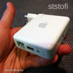 Apple airport express A1088 - Router wireless Apple, Port USB, Porturi LAN: 1