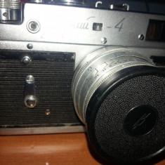 Aparat foto zorki 4- Editie aniversara 50 ani! - Aparat Foto cu Film Zorki