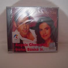 Vand cd Stefan Banica&Angela Gheorghiu-Numele Tau, original, raritate!, sigilat - Muzica Rock cat music