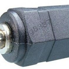 Adaptor jack tata 3,5 mm mono - jack mama 6,3 mm mono - 126619