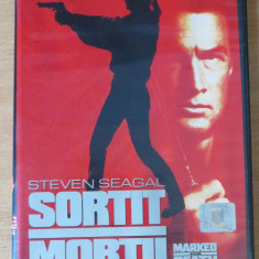 Sortit mortii / Marked for Death DVD - Film actiune Altele, Romana