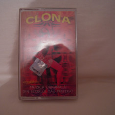 Vand caseta audio muzica din serialul Clona, originala - Muzica Pop Altele, Casete audio