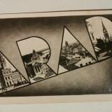 ARAD-CARTE POSTALA ANII 40- - Carte postala tematica, Circulata, Fotografie