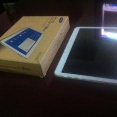 Tableta Samsung Galaxy Tab 4 10.1 T530 WiFi 16GB white + husa neagra, 10.5 inch