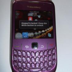 Telefon mobil BlackBerry Curve 8520/8530 - Telefon mobil Blackberry 8520, Neblocat