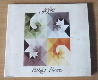 Gotye - Making Mirrors CD Digipack foto