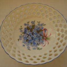 Farfurie decorativa portelan - Arta Ceramica