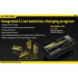 Incarcator inteligent 1 slot Nitecore UM10