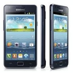 Samsung S2 Plus - Telefon mobil Samsung Galaxy S2 Plus, Albastru, Orange