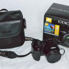 Vand Nikon Coolpix L120 - Geanta Cadou - Geanta Aparat Foto