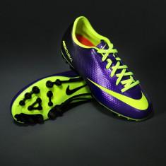 ADIDASI/GHETE NIKE MERCURIAL VICTORY COPII - Ghete fotbal Nike, Marime: 27, Culoare: Mov