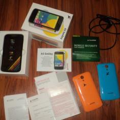Telefon ALLVIEW A5, Neblocat