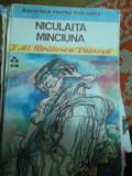 NICULAITA MINCIUNA -I.AL.BRATESCU-VOINESTI, Alta editura, 1980