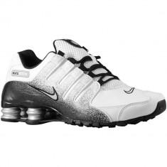 Adidasi Nike Shox NZ   Produs 100% original   Livrare cca 10 zile lucratoare   Aducem pe comanda orice produs din SUA - Adidasi barbati